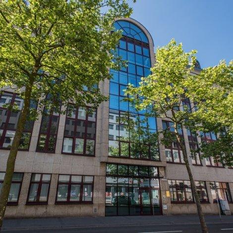 Bürogebäude Ruof Immobilienbewertung in Saarbrücken