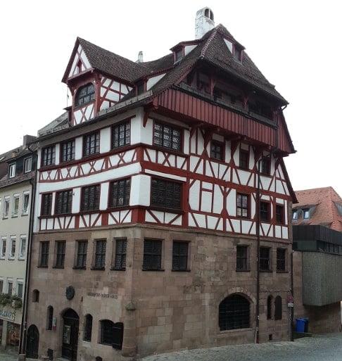 Dürer Haus Nürnberg
