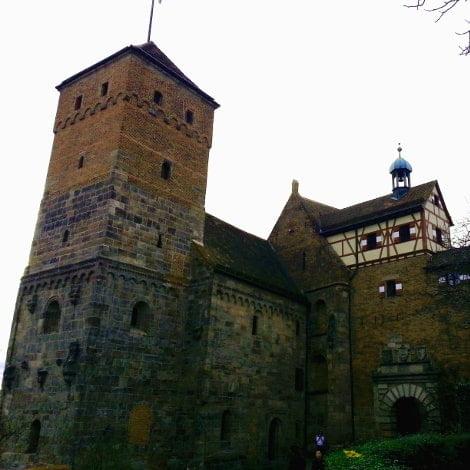 Turm der Kaiserburg Nürnberg