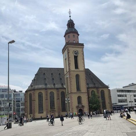 Katharinen-Kirche Frankfurt