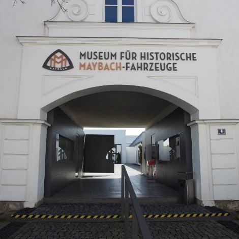 Maybach Museum Neumarkt i. d. Oberpfalz bei Nürnberg