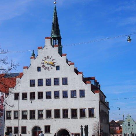 Rathaus Neumarkt i. d. Oberpfalz bei Nürnberg