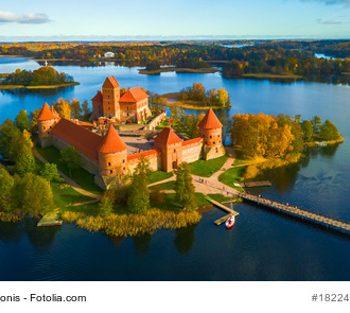Ein Schloss kaufen: Wasserburg Trakai