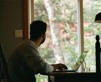 Homeoffice - die Büroarbeit der Zukunft?